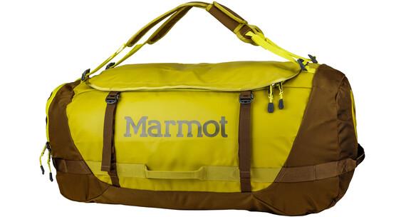 Marmot Long Hauler Duffle Bag X-Large Dark Citron/Dark Olive